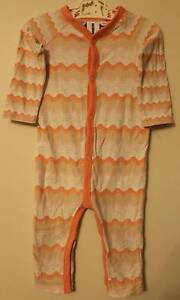 Missoni All-In-One Romper Size 0 Excellent Condition Cherrybrook Hornsby Area Preview