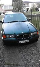 1994 BMW 320i Sedan. OPPORTUNITY !!!  Must sell at the end of May Gateshead Lake Macquarie Area Preview