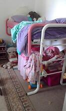 Tubular girls bunk bed Lorn Maitland Area Preview