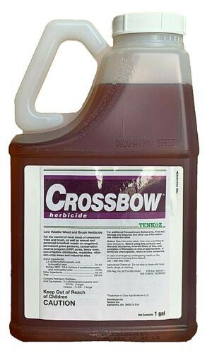 Crossbow Herbicide Brush Killer - 1 Gallon by Tenkoz