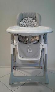 Steelcraft Highchair Prestons Liverpool Area Preview
