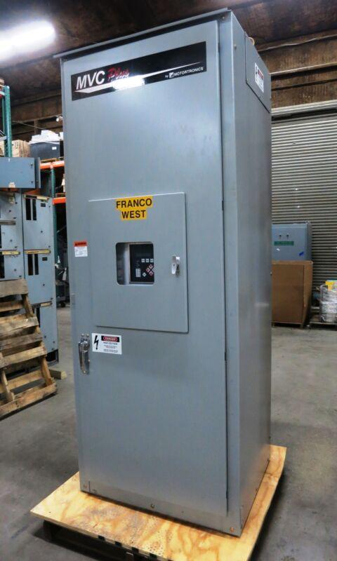 Motortronics MVC Plus Soft Start Motor Controller 200A 2300V 700HP MVC77U032A72