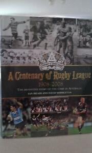 A Century of Rugby League 1908- 2008 Murwillumbah Tweed Heads Area Preview