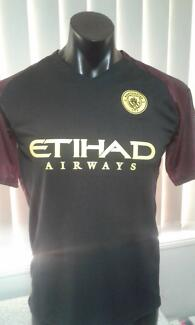 MANCHESTER CITY ADULT AWAY JERSEYS FROM SOCCER PLANET