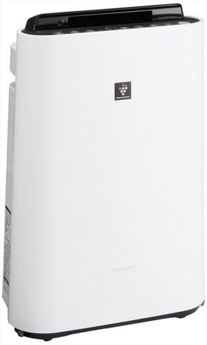 SHARP Humidifying Air Purifier Plasmacluster / Air Cleaner KC-G50-W japan F/S