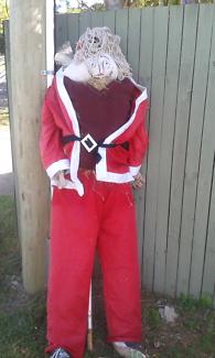 Found Santa