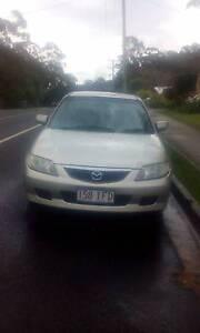 2003 Mazda 323 Sedan Buderim Maroochydore Area Preview