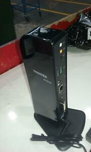 Toshiba dynadock U3.0 Universal USB 3.0 Docking Station [193] Braybrook Maribyrnong Area Preview