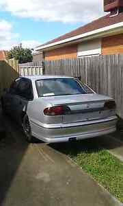 Holden vs acclaim 1996 Commodore silver ice wrecking Campbellfield Hume Area Preview