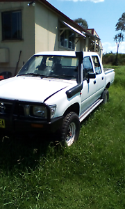 Toyota hilux ln106 97 2.8td $7500neg Helensburgh Wollongong Area Preview