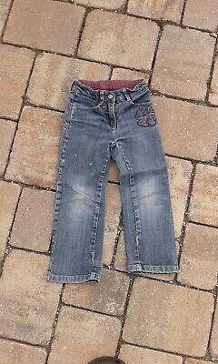 jeans mit Blume in 104 online kaufen