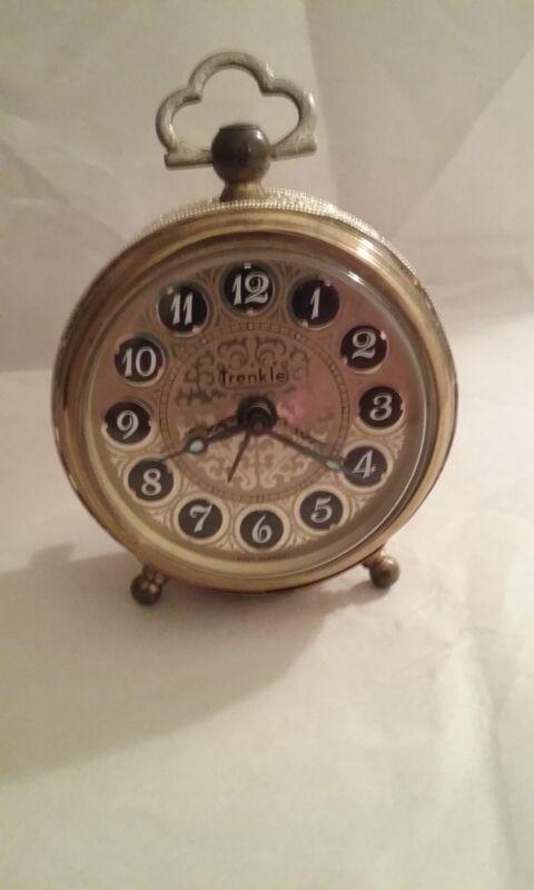 VintageTRENKLE Alarm Clock