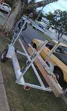 Galvanized Boat trailer 4.6 metre Hawthorne Brisbane South East Preview
