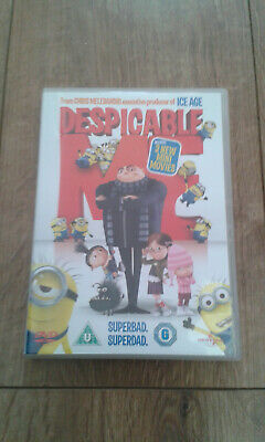 DVD Universal Despicable Me - Felonious Gru - Includes 3 New Mini Movies - 2011 (Despicable Me Felonious Gru)