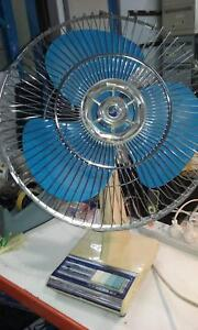 Vintage super delux air master electric fan Braybrook Maribyrnong Area Preview