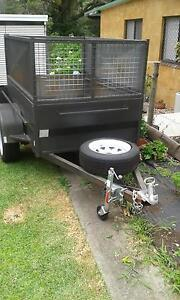 high side box trailer Windang Wollongong Area Preview