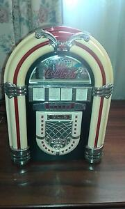 Vintage Coca-Cola jukebox cassette player Liverpool Liverpool Area Preview