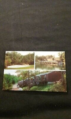 Used, MC's Hidden Cove Resort on Table Rock Lake - Old Postcard Unused for sale  Shipping to Canada