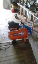 2hp sp air compressor Guyra Guyra Area Preview