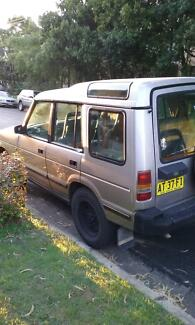 1993 Land Rover Discovery Banora Point Tweed Heads Area Preview