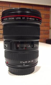 Canon zoom ef 17-40 1:4 L Brighton Bayside Area Preview