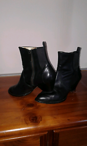 Mimco Ankle Boots Craigmore Playford Area Preview