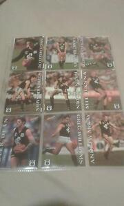Afl Select football cards Glenroy Moreland Area Preview