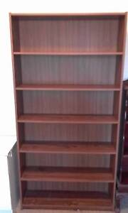 Timber Bookcase Payneham South Norwood Area Preview