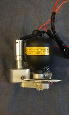 Hydac Pressurized Vessel Precharged Dry Nitrogen Gas B