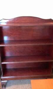 Mahogany Bookcase Payneham South Norwood Area Preview