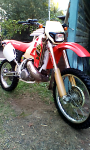 2002 cr 500e 2nd owner Redcliffe Redcliffe Area Preview