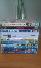 Adult and childrens dvds Medowie Port Stephens Area Preview