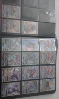Pokemon gx/ex cards