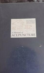A Manual of Acupuncture Sandy Bay Hobart City Preview