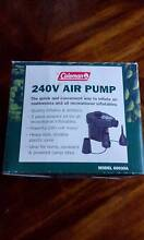 COLEMAN AIR PUMP FOR INFLATION AND DEFLATION OF ALL INFLATABLES Wyong Wyong Area Preview