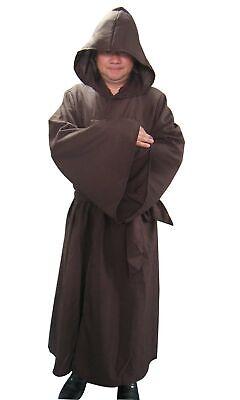 Robe & Hood Warrior Brown 100% - Brown Robe