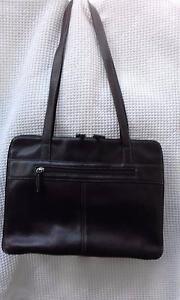Tignanello Black Leather Bag Strathfield Strathfield Area Preview