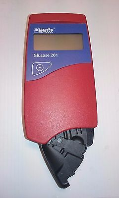 Hemocue Glucose 201 No Ac Adaptor Used