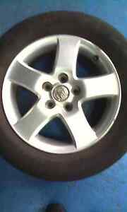Toyota sportivo Mag wheel and tyre Nunawading Whitehorse Area Preview