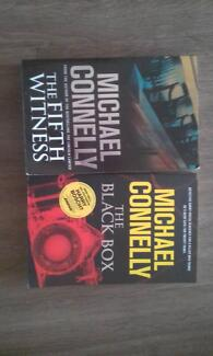 Michael Connelly books - group of 2
