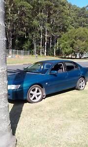 2003 Holden Commodore Sedan Maloneys Beach Eurobodalla Area Preview