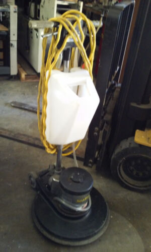 PACIFIC SEARAY 205 FLOOR CLEANER