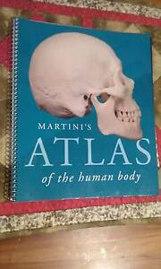 Martini's Atlas of the Human Body Wollongong Wollongong Area Preview