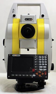 Geomax Zoom80 S 5  A10 Reflectorless Total Station Tripod