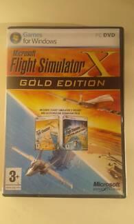Microsoft Flight Simulator Gold Edition