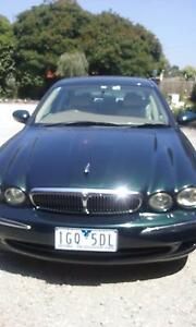 2002 Jaguar X Type Sedan Devon Meadows Casey Area Preview