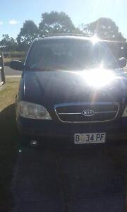 2005 Kia Carnival Wagon George Town George Town Area Preview
