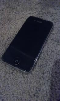 Black Iphone 4s unlocked