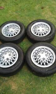Mini Moke wheels Cudgen Tweed Heads Area Preview