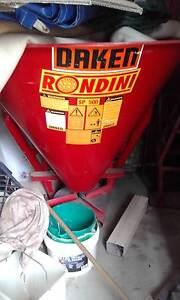 DAKEN RONDINI SP 500 SPREADER Batemans Bay Eurobodalla Area Preview